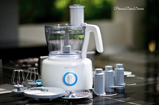 Get Fresh With Philips Jamie Oliver Food Processor Life