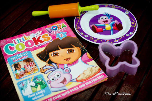 Giveaway Let S Get Cooking With Dora Little Cooks