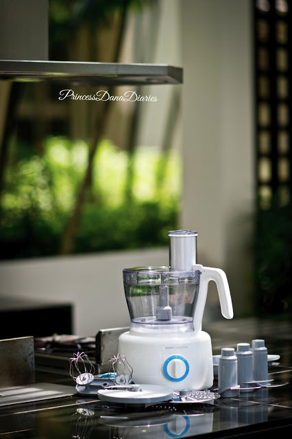 Get Fresh with Philips Jamie Oliver Food Processor!