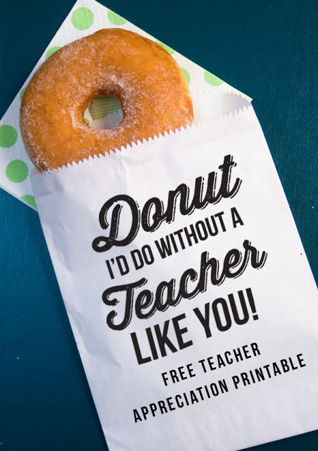 15 Awesome Teachers' Day Gift Ideas with Free Printables ...