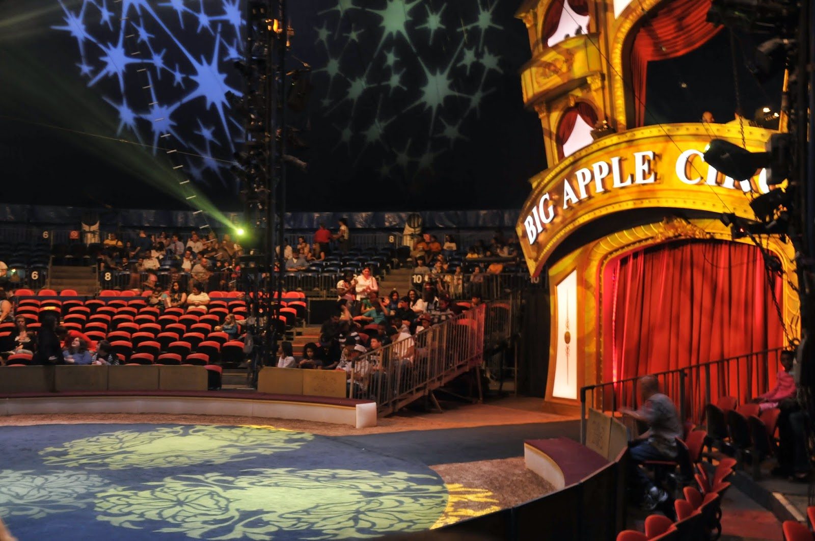 Ny For Kids The Big Apple Circus Life S Tiny Miracles