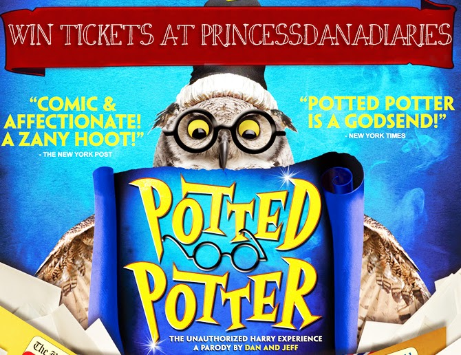 Giveaway Potted Potter A Harry Potter Parody Life S Tiny Miracles
