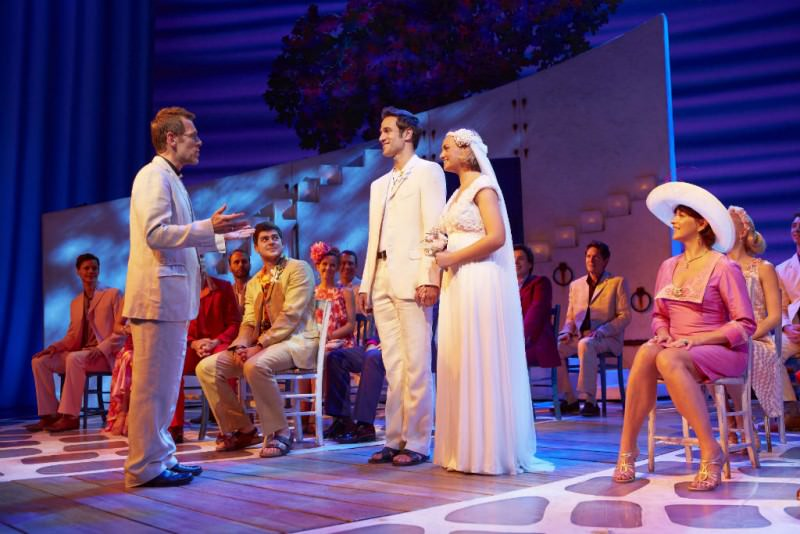 Feel The Beat Of The Dancing Queen Mamma Mia LIVE In Singapore