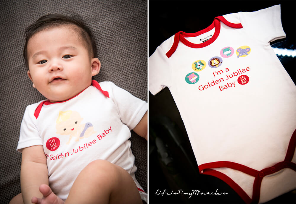 Baby Gift Next : From our generation to the next sg golden jubilee