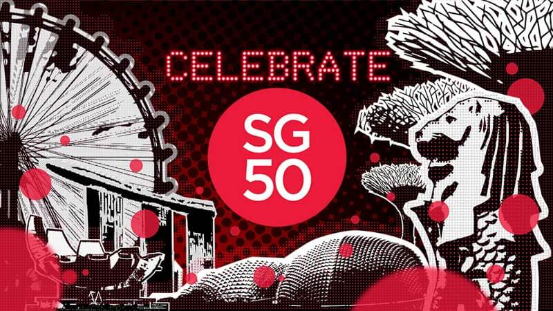 Celebrate SG50 with Stars and Big Bang! | Marina Bay Singapore.