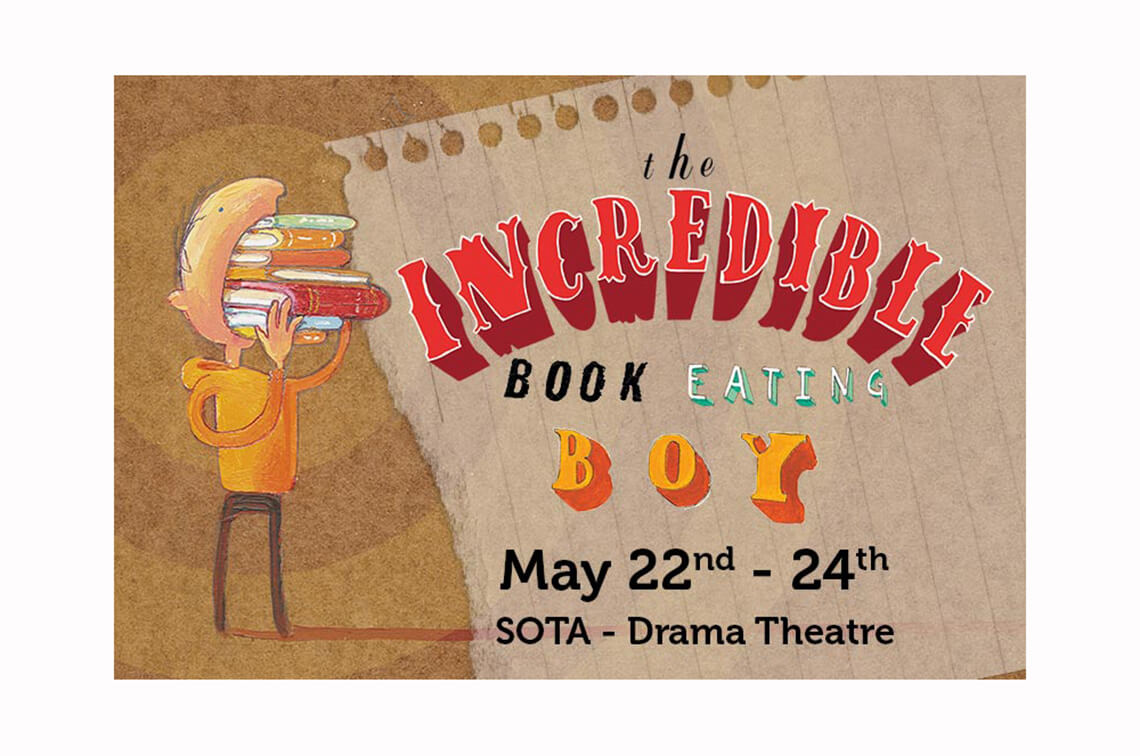 The Incredible Book Eating Boy Singapore Giveaway