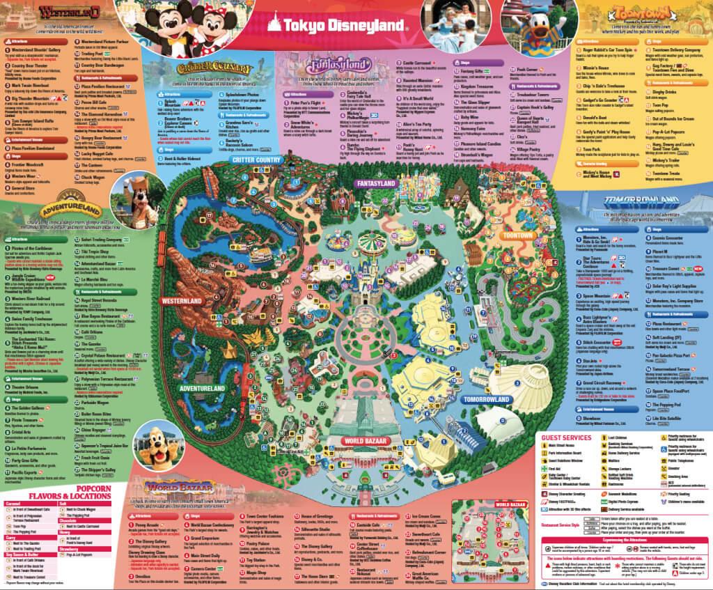 Diy Japan Maximising Your Day At Tokyo Disneyland Life