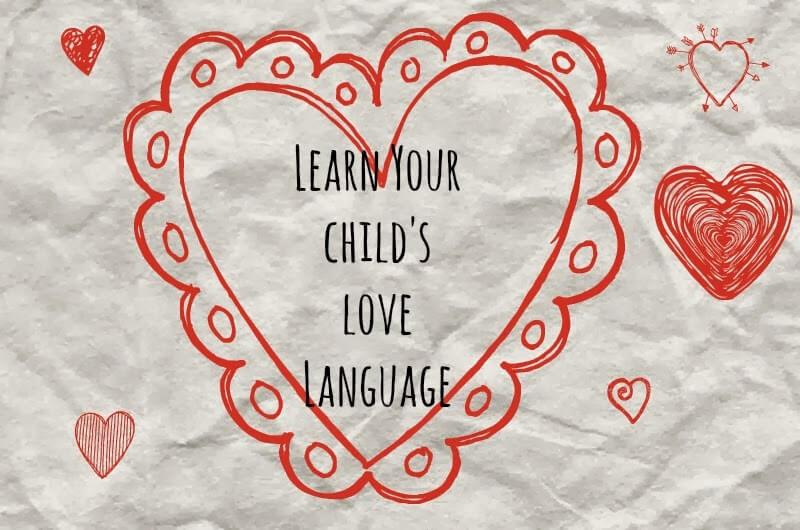 love language children
