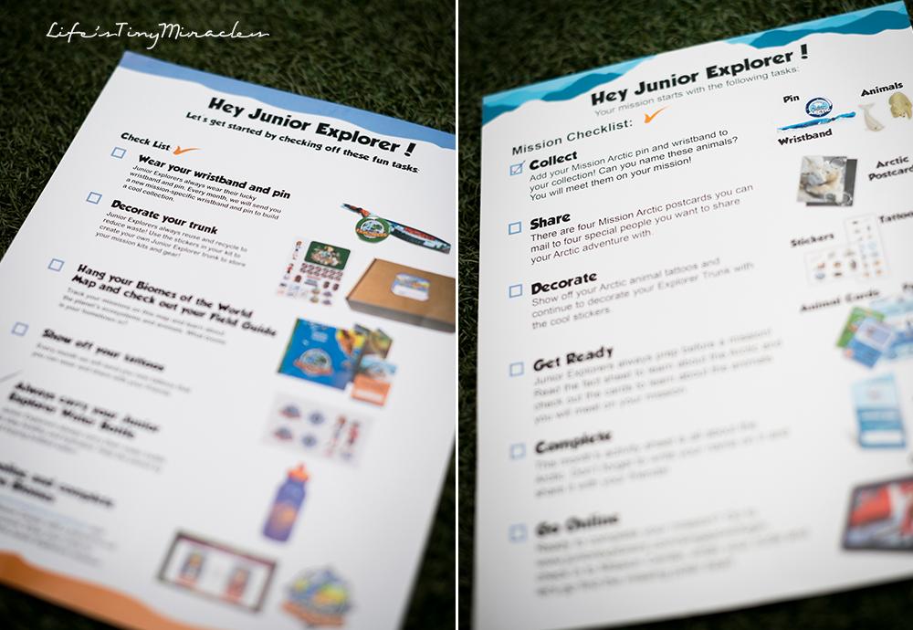 Junior Explorers SG5