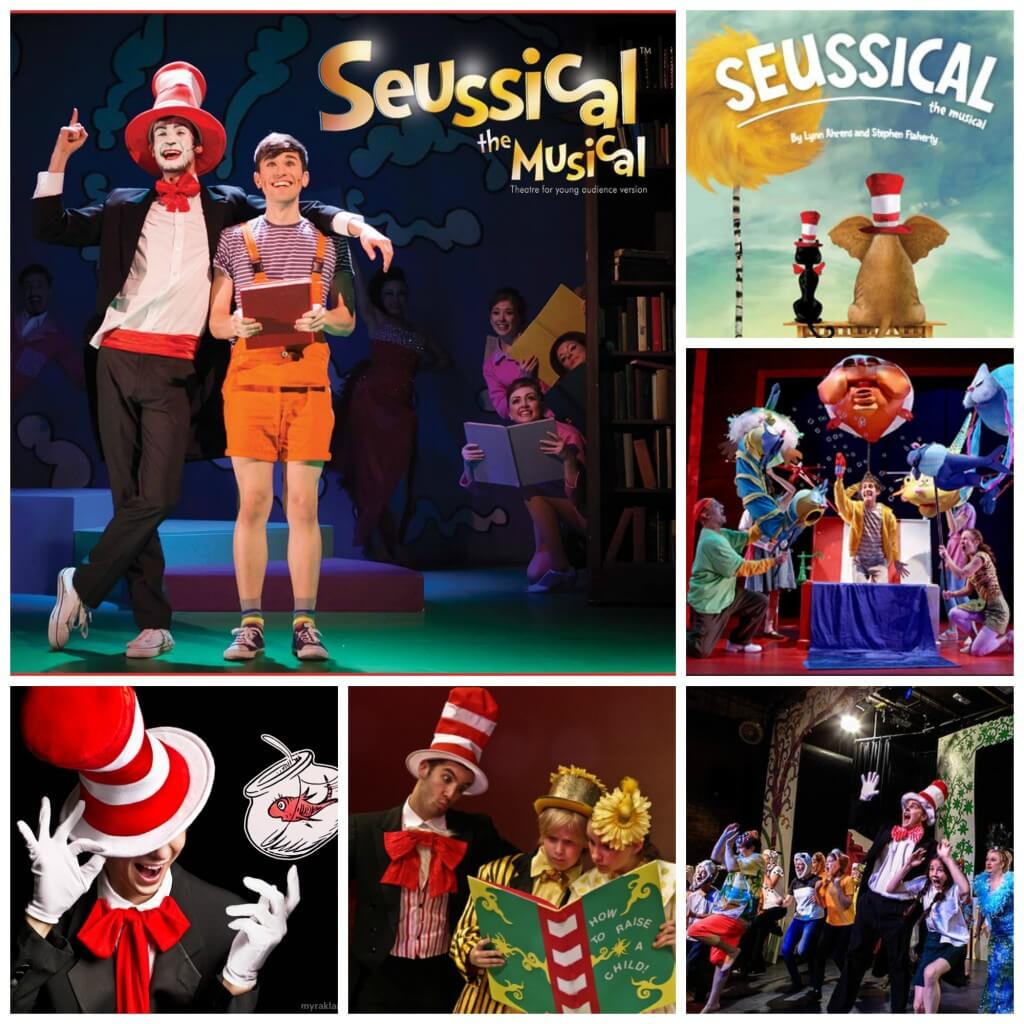 Seussical The Musical LTM Collage