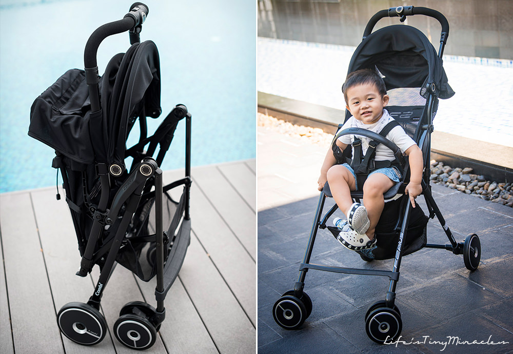 The Combi F2 Plus – Don't Judge a Stroller by its Weight | Life's ...