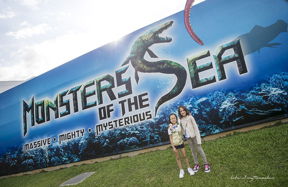 Monsters Of The Sea Exhibition How To Max Your Visit