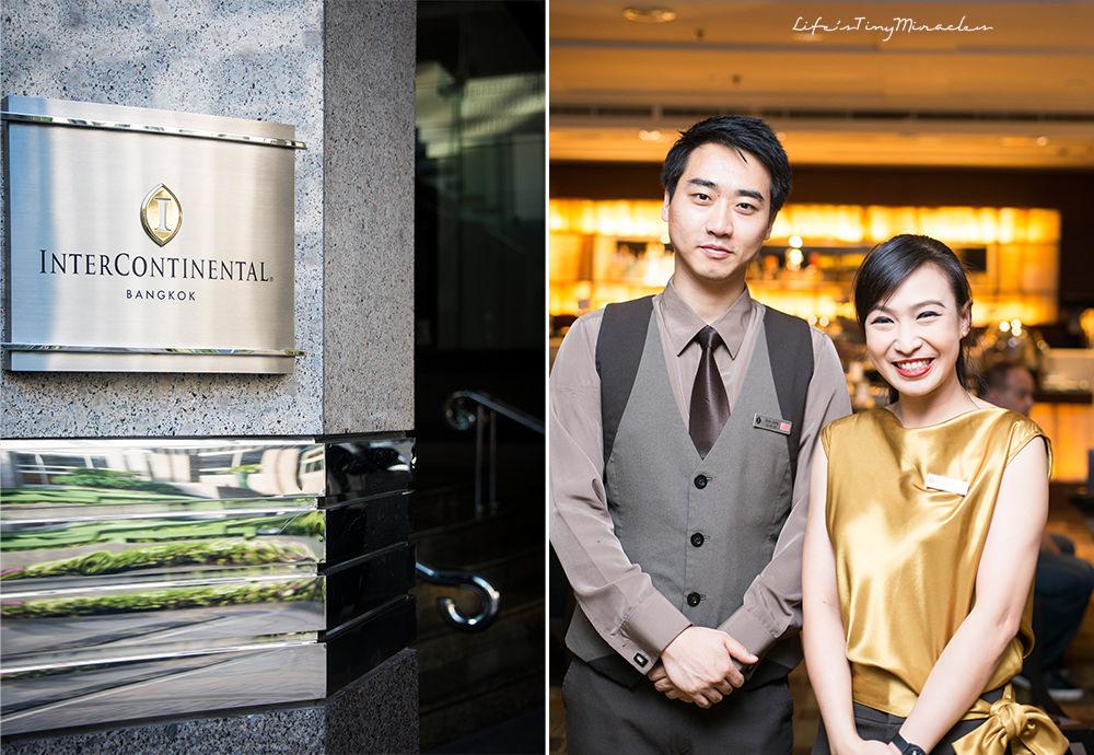 BkkInterContinental Hotel Staff